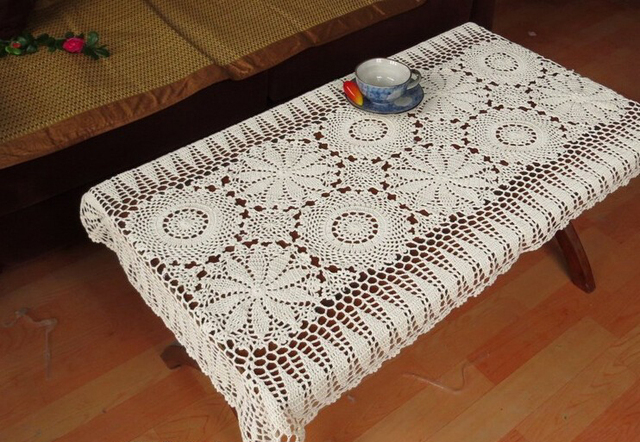 Coffee Table Tablecloth The Coffee Table