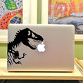 "Jurassic Park Dinosaur Decal for Apple MacBook Air Pro Retina 11""13"" 15"" laptop sticker Cover Adesivo pegatina para notebook"