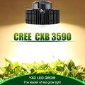 100 W CREE CXB3590 COB espectro completo led crecer luz para invernadero hidropónico interior cultivo tienda comercial plantas médicas crecimiento