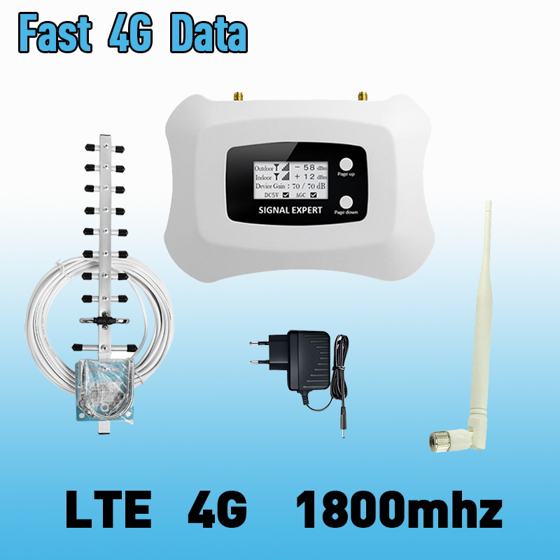 TFX-BOOSTER  Yagi 1800MHz 2g 4g Cellular Signal Booster 2g 4g Cellular Amplifier 2g 4g DCS Cellular Signal Repeater