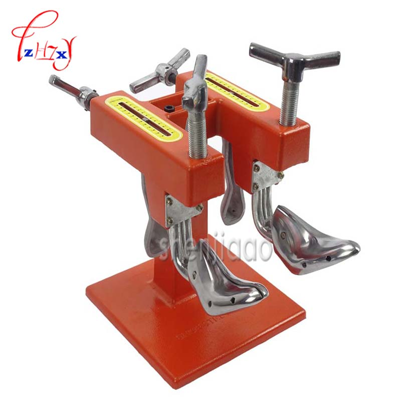 1pc Two Way Shoe Stretching Stretcher Machine shoe stretcher/shoe expander hand tool цены