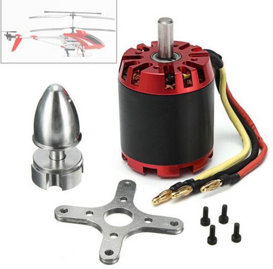 N5065 1820 W 320KV moteur sans balais pour kit de bricolage électrique planche à roulettes
