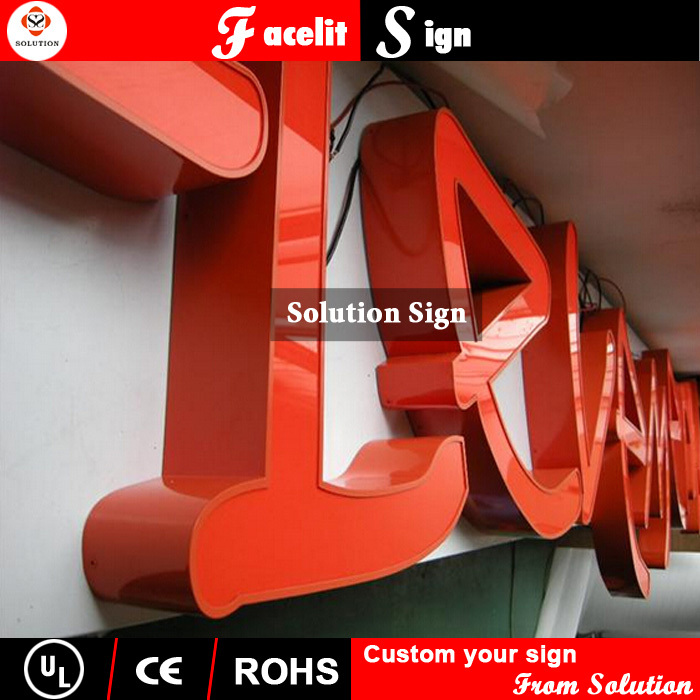 aliexpresscom buy commercial signage led plastic rgb plexiglass letter sign outdoor bar signs from reliable sign libra suppliers on shenzhen solution