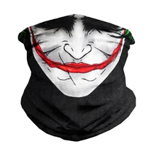 1 Pcs Balaclava Skull Neck Face Masks Halloween Scary Mask Skeleton Motorcycle Bicycle Multi Scarf Half Cap