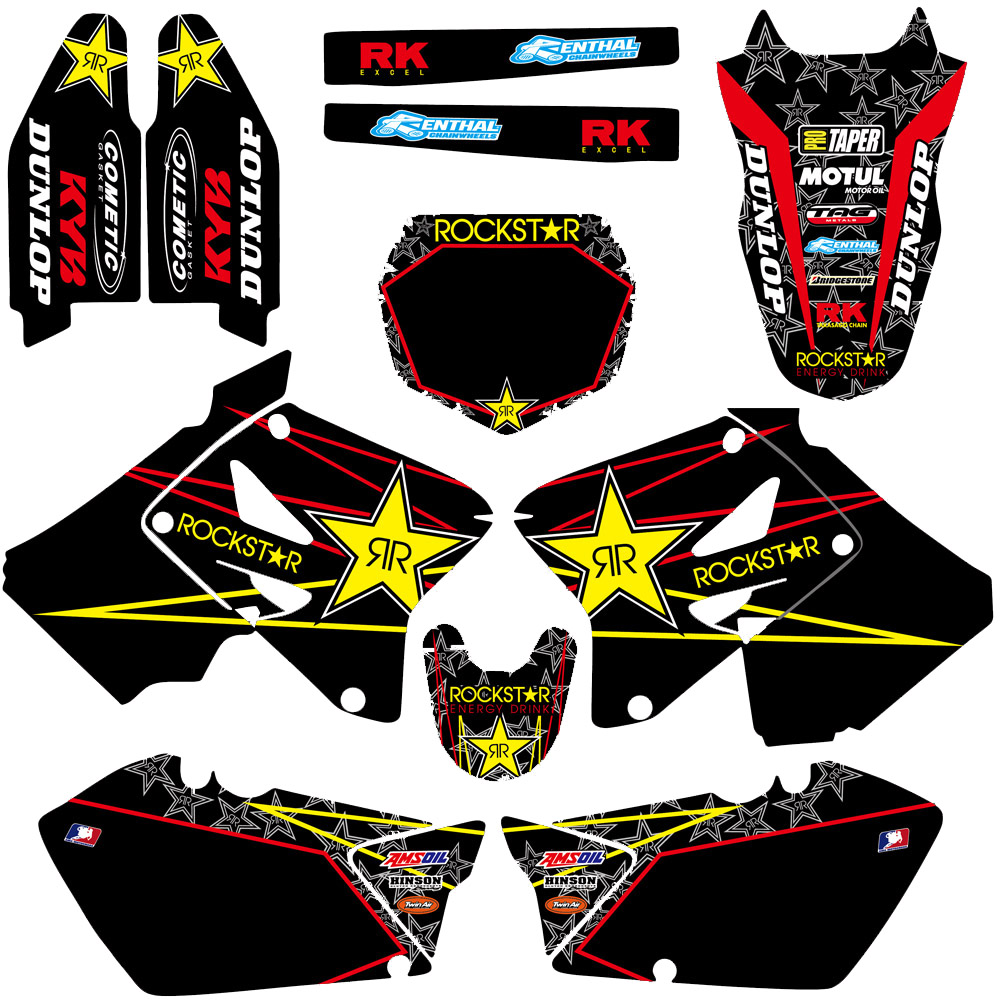 New Matching Motorcycle Graphic Decals Kit For Suzuki RM125 RM250 RM 125 250 2001 2002 2003 2004 2005 2006 2007 2008 2009-2012New Matching Motorcycle Graphic Decals Kit For Suzuki RM125 RM250 RM 125 250 2001 2002 2003 2004 2005 2006 2007 2008 2009-2012