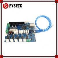 Cloned Duet 2 Ethernet Advanced 32 Bit Electronics Board Duet V1.04 Providing Ethernet Connectivity For D Printers CNC Machines