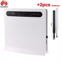 Unlocked Huawei Wireless Router B593 B593u-12(plus 2  Antenna ) 4G LTE FDD CPE WiFi Hotspot with Sim Card Slot PKB310