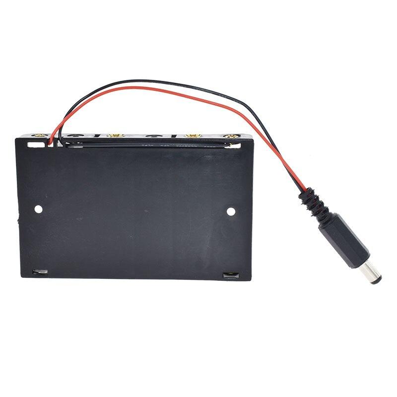 Kit de démarrage pour arduino Uno R3-Uno R3 platine de prototypage et support moteur pas à pas/Servo/1602 LCD/fil de démarrage/UNO R3 - 6