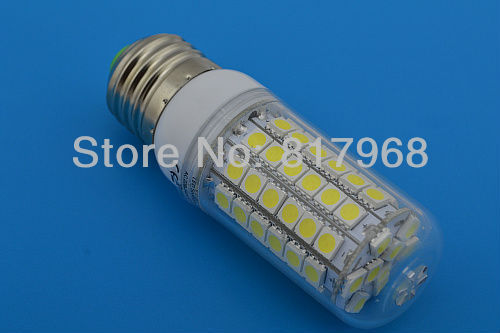 5050 69 LED Lamp 15W E27 E14 G9 LED 1030LM  Corn Bulb  Cold white / Warm White 360 Degree Light Bulb Lamp Energy Saving