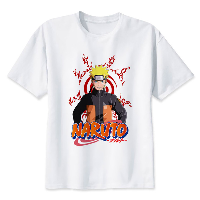 Super cool Naruto t-shirt
