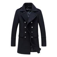 Пальто из смеси шерсти