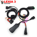 High quality Lexia 3+ with Led cable lexia3 pp2000 Diagbox (V7.56) auto car diagnostic tool lexia3 pps2000 Fast shipping by CN