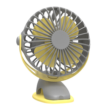 HOT!4000Mah Portable Cooling Mini Usb Fan 4 Speeds 360 Degree All-Round Rotation Rechargeable Air Charging Desktop Cli