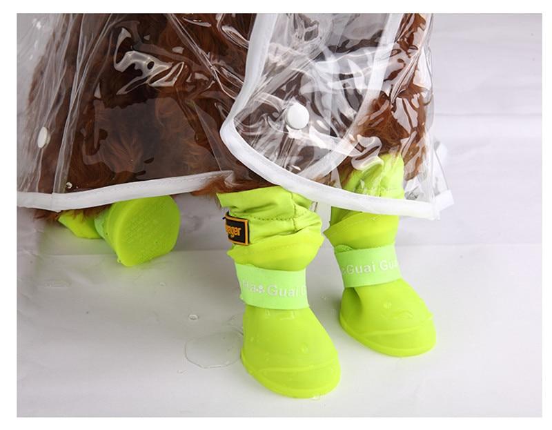 Dog Rain Boots (13)