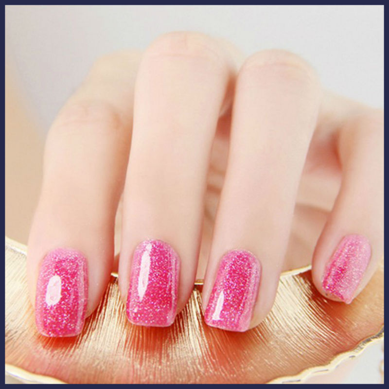 Perfect Summer Non Cleansing Top Coat Uv Led Nail Gel Polish 8ml Cover Soak Off Long Lasting Mirror Gl Finish In From Beauty