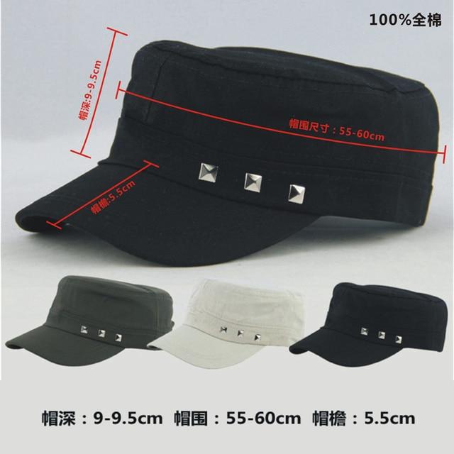 4 Model Adjustable men s   women s Military Cap Hat Army cap Polo baseball  cap outdoor travel sun hat good quality Wholesale 6dd46dddef1