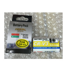 CR V3 baterias de lítio CR-V3 CRV3 bateria Para câmera Digital Olympus C-720 C-730 C-740 C-740UZ C-750 C-750UZ C-4040Z C-3020