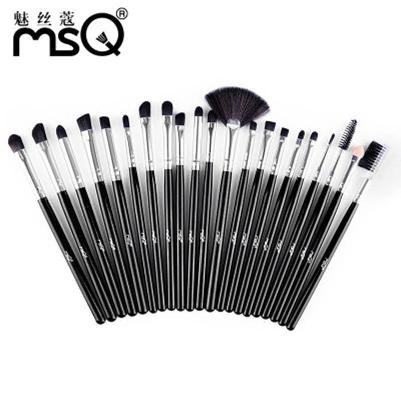 MSQ Makeup Brush Set High Quality Cosmetics Makeup Foundation Eyebrow Eyeshadows Brush Professional Makeup Artist Beauty Tools top quality foundation brush angled makeup brush