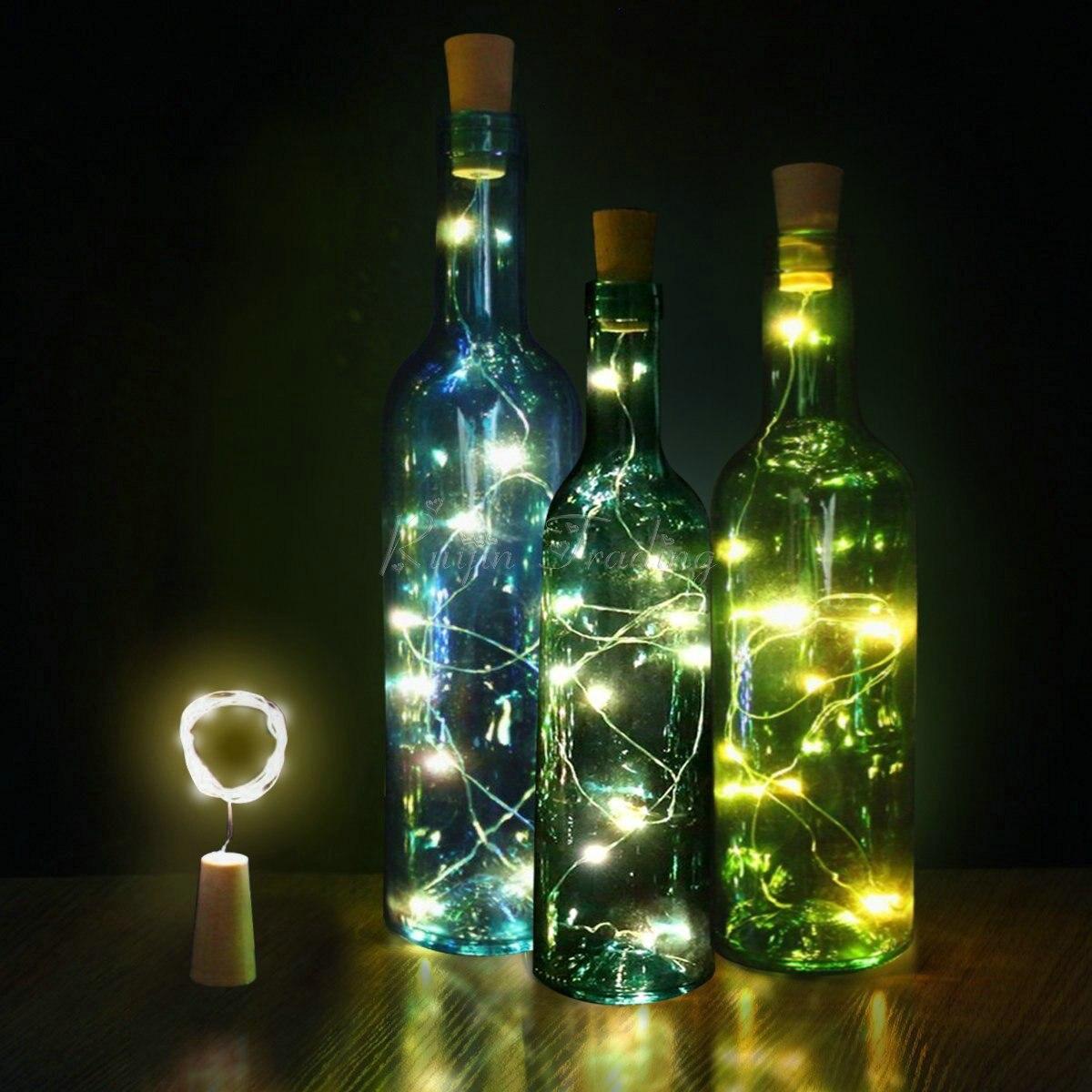 Aliexpress.com: Comprar 15 20 DIY LED Hadas Luz de la