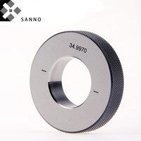 Smooth ring gauge 45mm / 46mm / 47mm / 48mm / 50mm / 51mm / 52mm high precision school team gauge inner diameter ring gauge