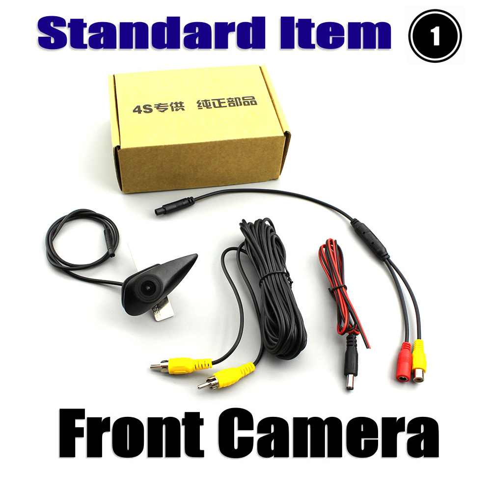Liandlee AUTO CAM Car Front View Logo Embedded Camera For Hyundai I35 I 35 2010 2017 2013 Not Reverse Rear Parking Camera in Vehicle Camera from Automobiles Motorcycles