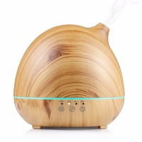 TSUNDERE L 400ml Cool Mist Humidifier Ultrasonic Aromatherapy Essential Oil Diffuser For Home Living Room Baby