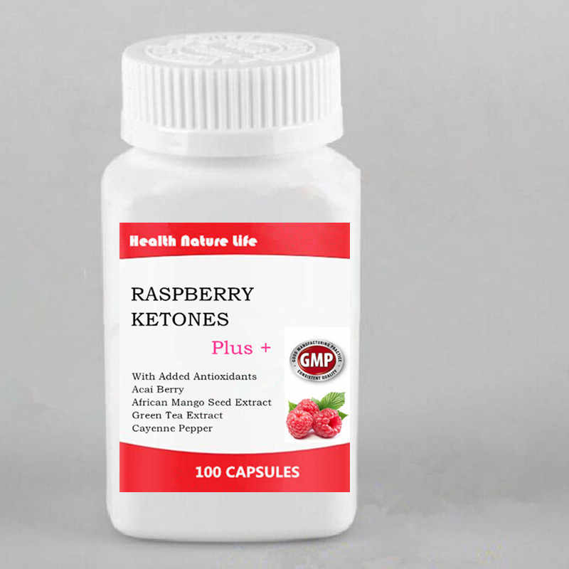 Raspberry Ketones Plus Advanced Antioxidant Green Tea Extract