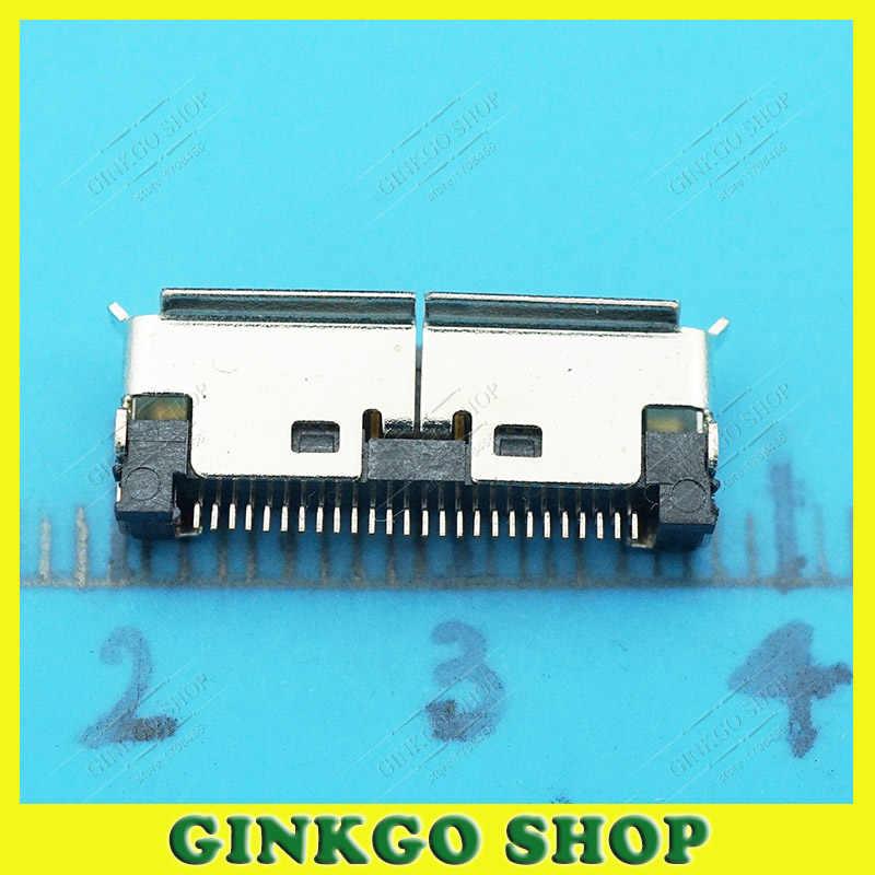 Sockect 100 unids/lote 26 P 26 Pines Hembra USB Conector de Interfaz de Datos de Carga Puerto de Cola para la Impresora etc