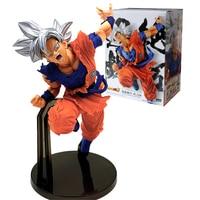 Dragon Ball Figura Ultra Instinct Goku Action Figure Kakarotto Super Saiyan Figurine PVC Model Collection Toy
