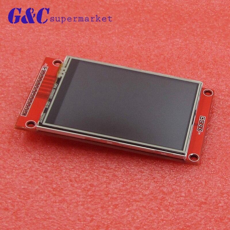 J34 F85 240x320 2.8 SPI TFT LCD Touch Panel Serial Port Module with PCB ILI9341 5V/3.3V