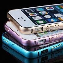 Горячее предложение! Распродажа! алюминиевый бампер чехол для iPhone 5 S 5 SE модный круглый дуговой металлический кнопочный каркас роскошный металлический кнопочный чехол s для iPhone5 5 S