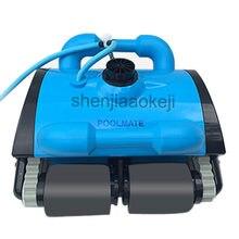 9f0bdc0c Máquina automática de succión de aguas residuales limpieza submarina robot  piscina limpia aspiradora Dispositivo de limpieza de .