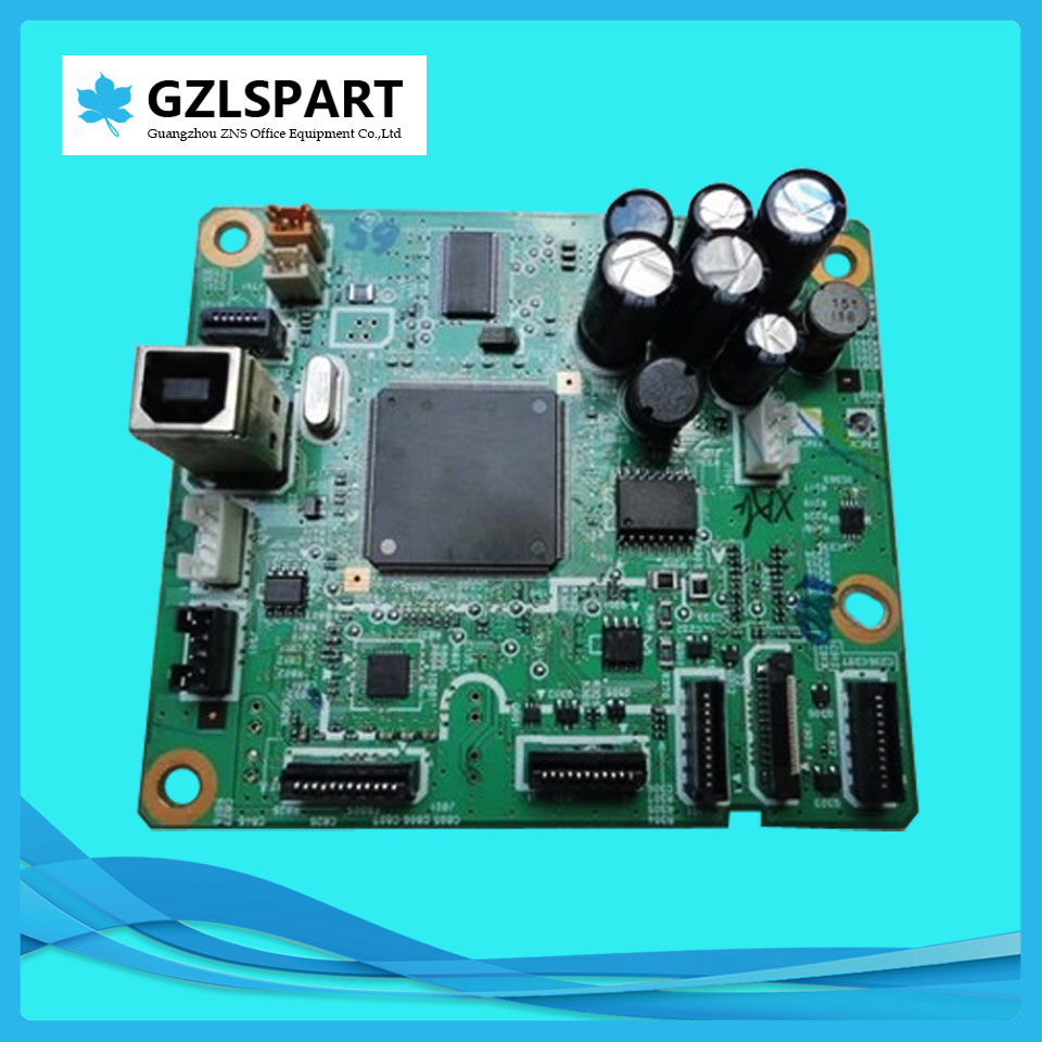 FORMATTER PCA ASSY Formatter Board logic Main Board MainBoard mother board for Canon MP287 MP-287 MP 287