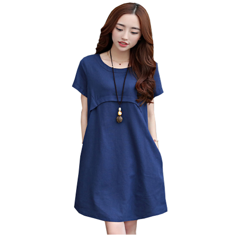 411b286b485 top 10 linen women maternity dress list and get free shipping - aalhc60n