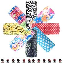 15 стилей геометрические полиэфирные шарфы для спорта на открытом воздухе, бандана, шарф для кемпинга, охоты, велоспорта, головные уборы для пеших прогулок, волшебные шарфы