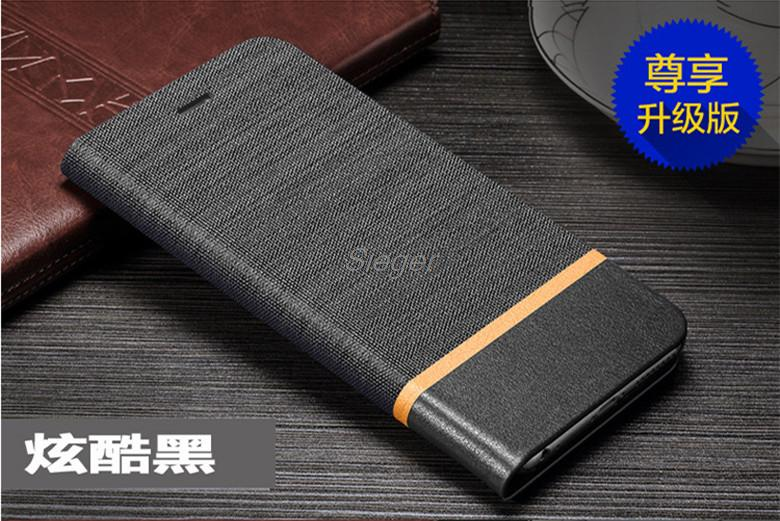 for Huawei P9 Plus Flip Case PU+TPU Cover Inner Wallet Canvas Lines Card Slot Stand Leather Shell Case Funda for Huawei P9 Plus