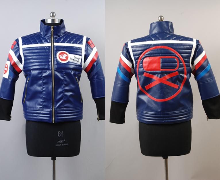 My Chemical Romance Party Poison Jacket Coat Cosplay costume