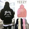Yeezy Capucha para Hombres Mujeres YBST VENDIDO Ropa Pullover Yeezy de Kanye West Yeezy Sudaderas Con Capucha de Invierno Sudadera Gruesa Sudadera Con Capucha