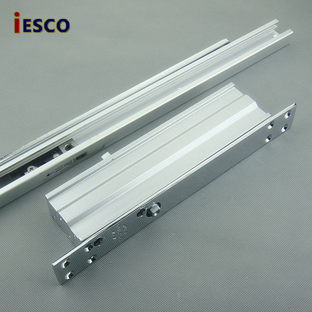 Hidden Door Closer Door Closer Hydraulic Door Closer Buffer Door Closing  Device 45  75KG