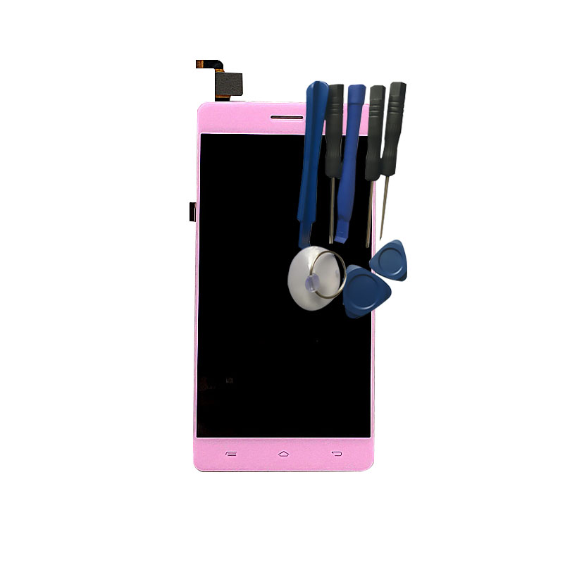 BINYEAE For XLD0551240M1-25#1 LCD Display With Touch Screen Digitizer Assembly Replacement BINYEAE For XLD0551240M1-25#1 LCD Display With Touch Screen Digitizer Assembly Replacement