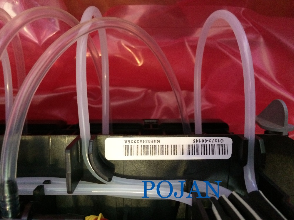 Ink Tubes system Q1273-60300 Q1273-60254  Designjet 4000 4500PS 4520PS ink plotter printhead tube 42inch CQ109-67004 Q1273-60228