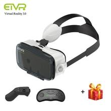ETVR Z4 Mini 3D VR Glasses Virtual Reality Google Cardboard Goggles Immersive VR Box Smartphone Helmet With Bluetooth Controller