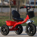 Los niños en bicicleta de tres ruedas 2-3-4-5 años de edad bebé bicicleta cochecito carro de juguete