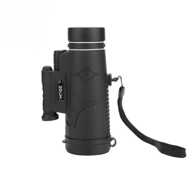 50x60 Outdoor Monocular HD Plastic and BAK4 Telescope Waterproof Monocular Camping Hunting Sailing Bird Watching Hiking