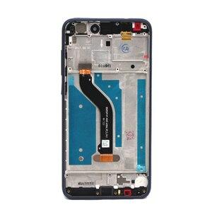 Image 2 - Высокое качество для Huawei P8 Lite 2017 ЖК дисплей, сенсорный экран, запасные части для P8 Lite 2017 PRA LA1 PRA LX1 PRA LX3 ремонтный комплект