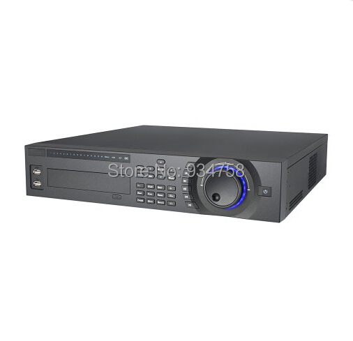 16CH HD-CVI 720P Real Time HD Resolution 2U CCTV Security CVR hd