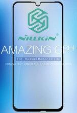 Nillkin CP + закаленное стекло для huawei P Smart 2019 Honor 10 Lite защитный олеофобный полный панель клей