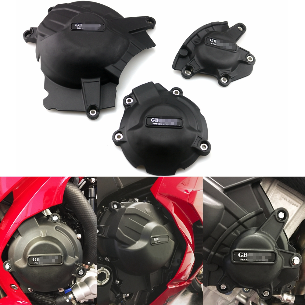 Motorcycles Engine cover Protection case for case GB Racing For SUZUKI GSX R1000 2017 GSXR1000 2017