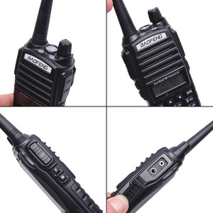 Image 4 - Baofeng UV 82 Plus  8Watts Powerful Walkie Talkie 10km Long Range Portable CB Transceiver 8W two way Radio upgrade of UV 82