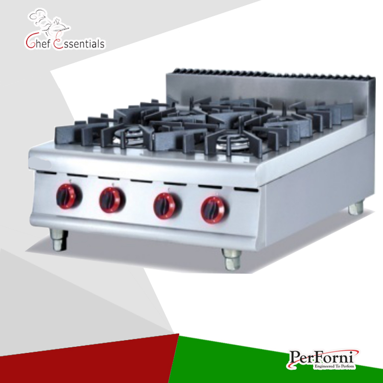 PKJG-GH987.1 4 Burner Gas Range for business kitchenPKJG-GH987.1 4 Burner Gas Range for business kitchen
